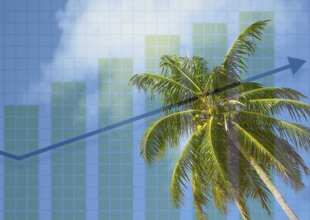 Coconut-production